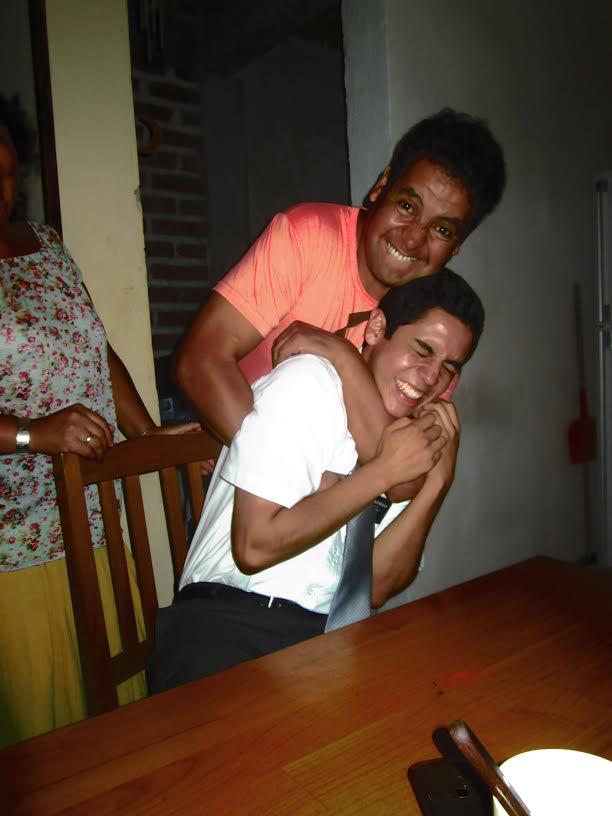 Edgar and Hermano Valenzuela